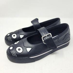 T.U.K. Vegan Kitty Mary Jane Casual Shoe Size 5